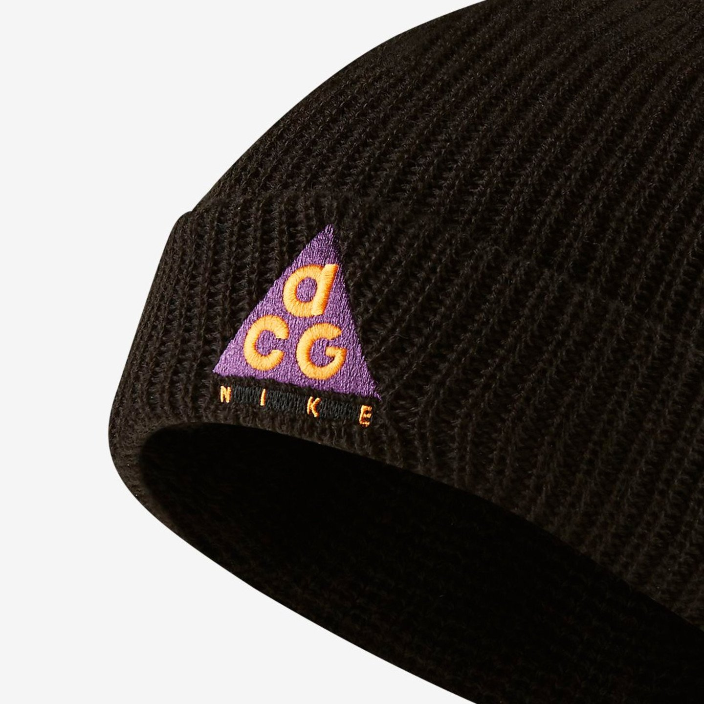 Nike ACG Beanie Black / Night Purple AV4775-010