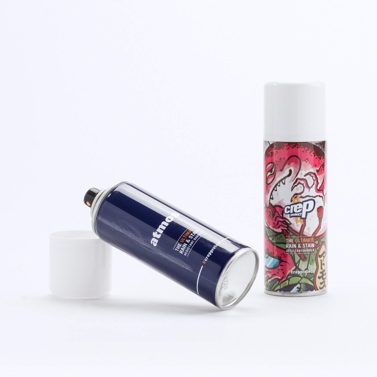 Crep Protect Collaborative Pack x Atmos Multicolor CPxATMRepel2x200ml
