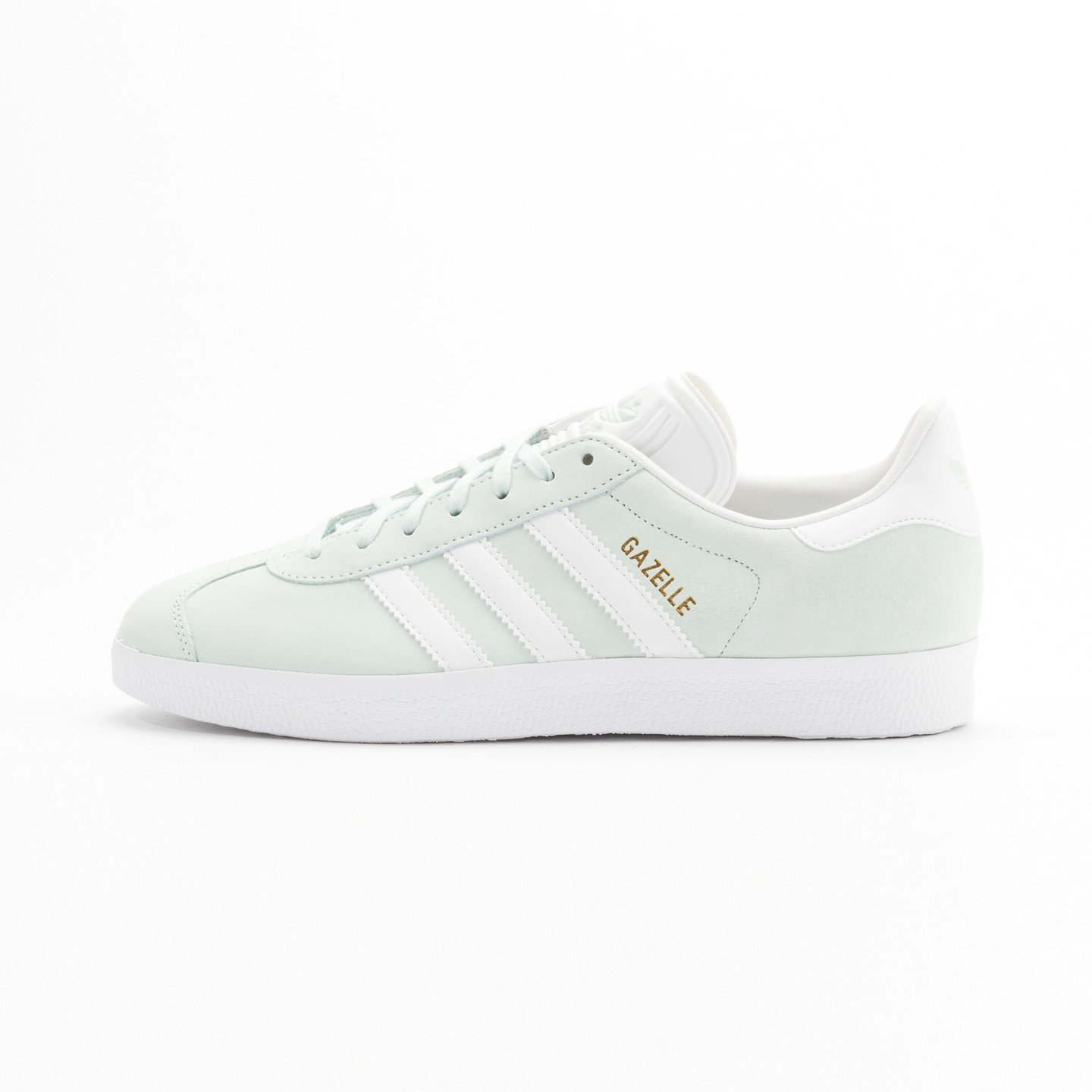 Adidas Gazelle  Ice Mint / White / Gold Metallic BB5473-38