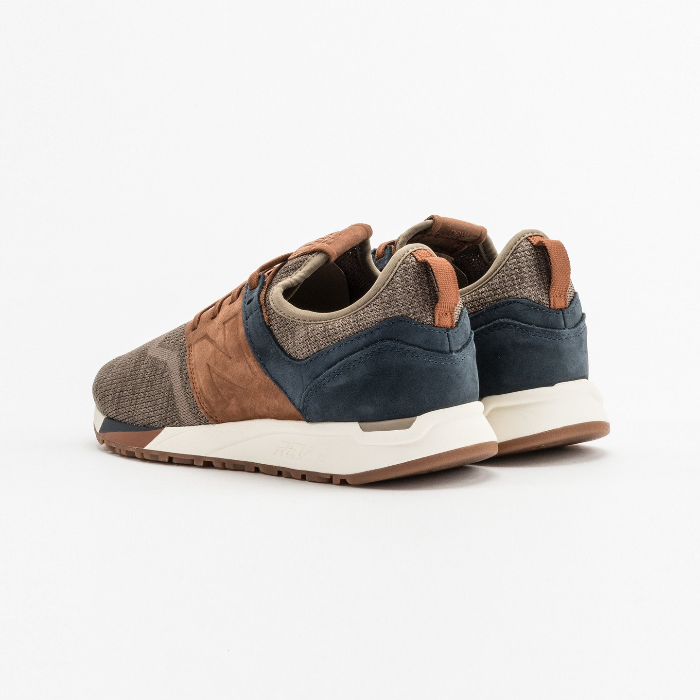 New Balance MRL247 Brown / Navy / Gum MRL247LB