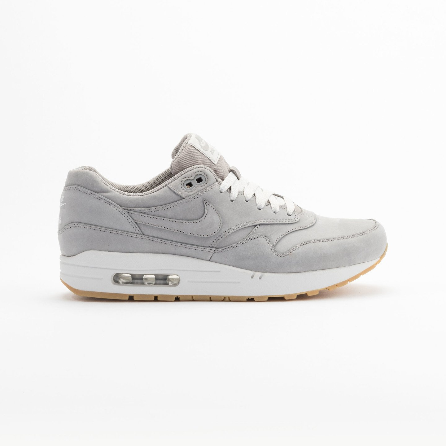 Nike Air Max Leather Premium Medium Grey 705282-005-43