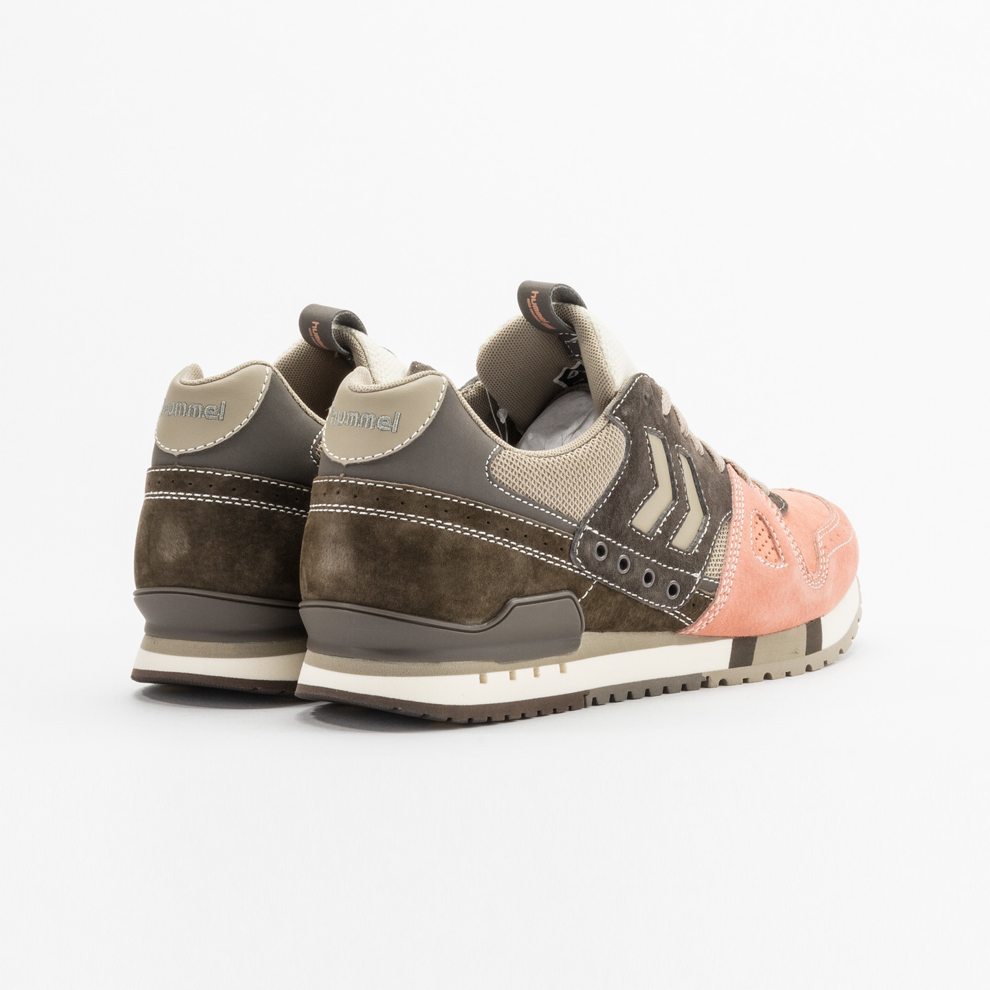 Hummel Marathona OG Mita 'Danish Salmon' Chinchilla / Salmon 63603-1515-37