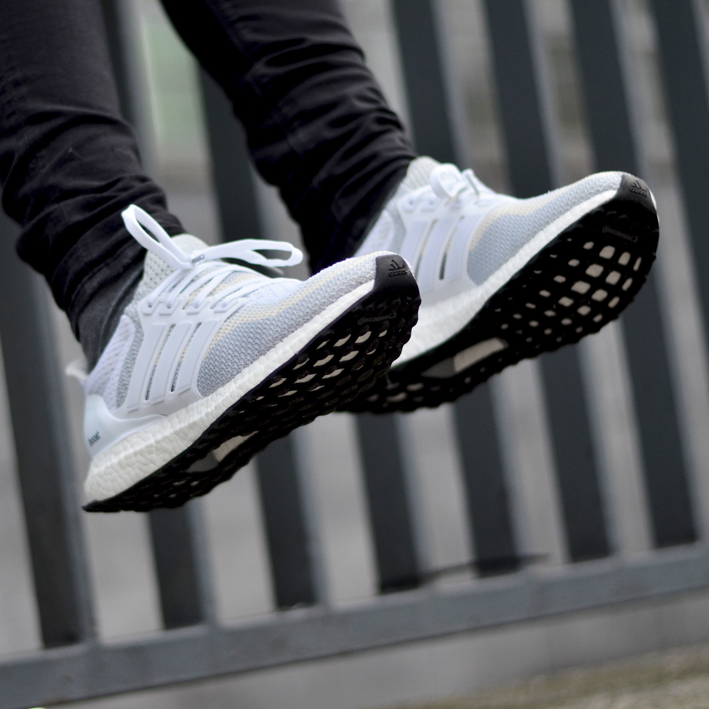 Adidas Ultra Boost W Running White / Clear Grey AF5142-45.33