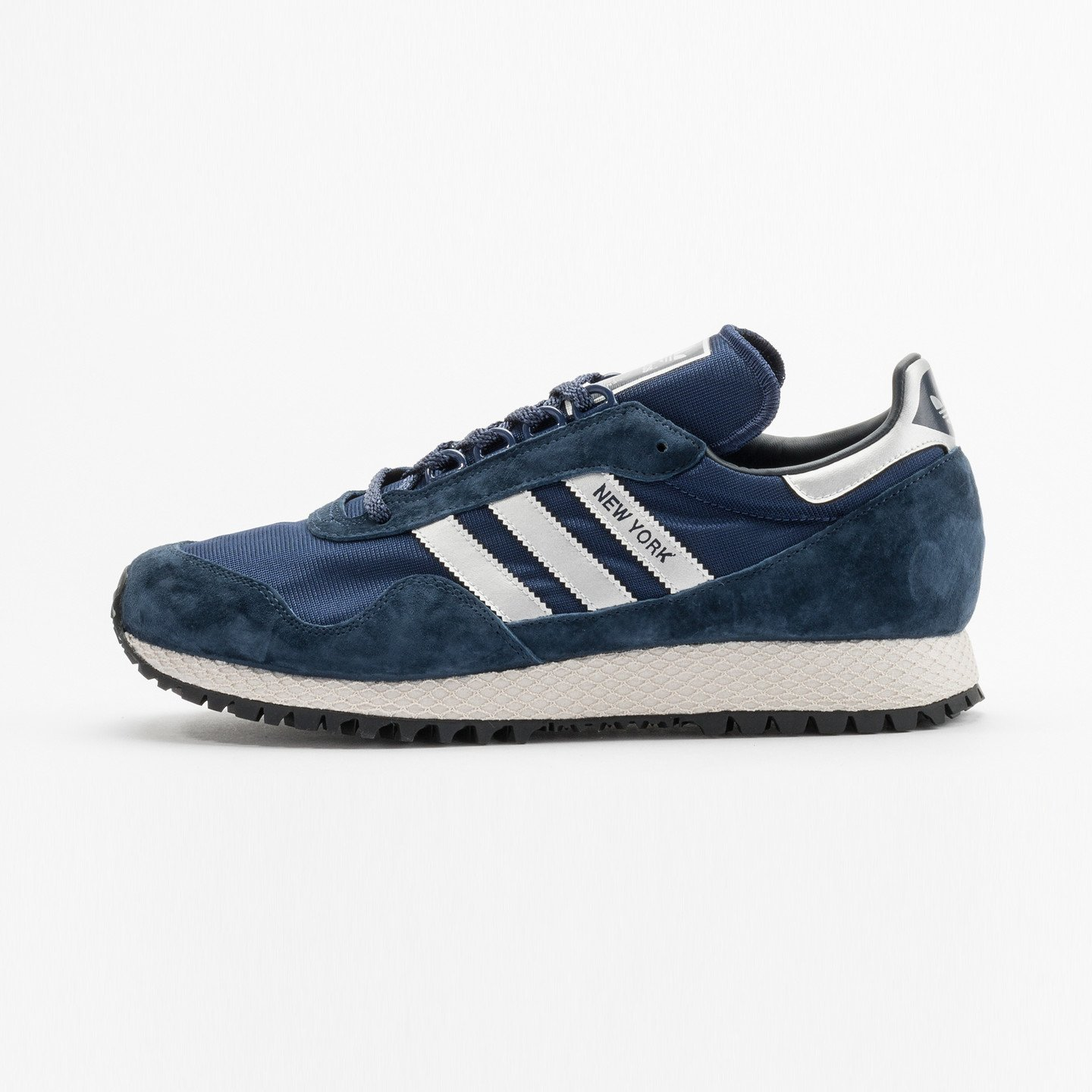 Adidas New York Collegiate Navy / Metallic Silver BB1188-42.66