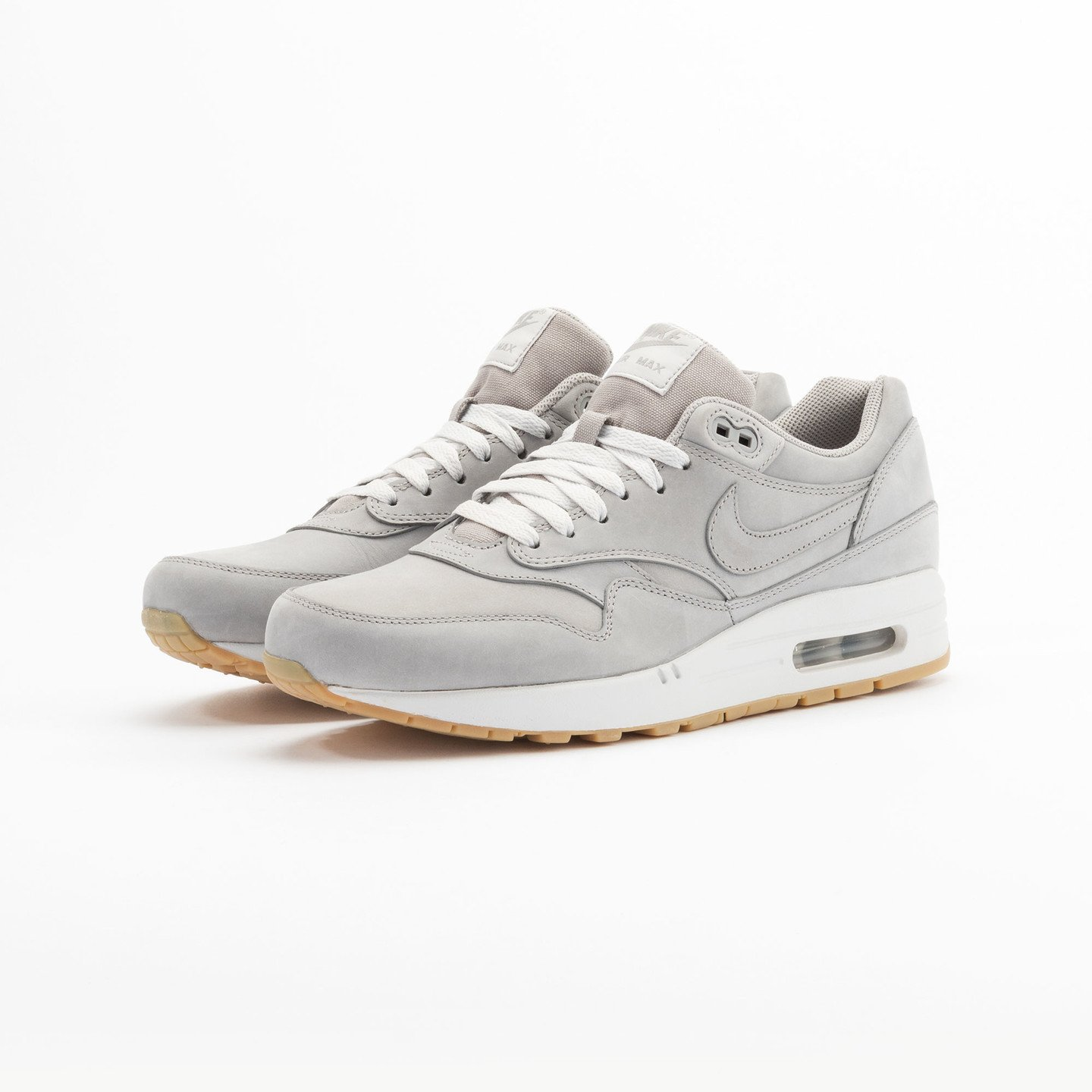 Nike Air Max Leather 1 Premium Medium Grey 705282-005-47