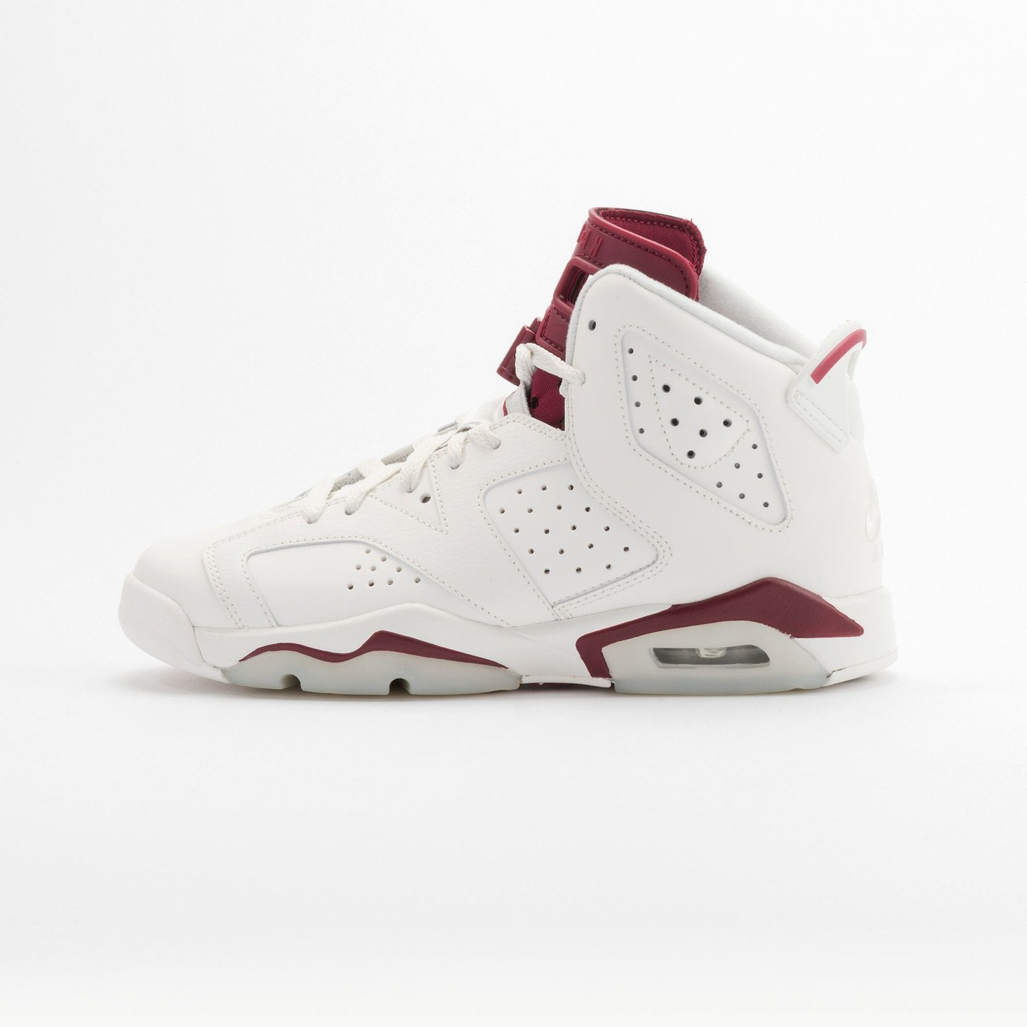 Jordan Air Jordan 6 Retro GS ´Maroon´ Off White / New Maroon 384665-116-38.5