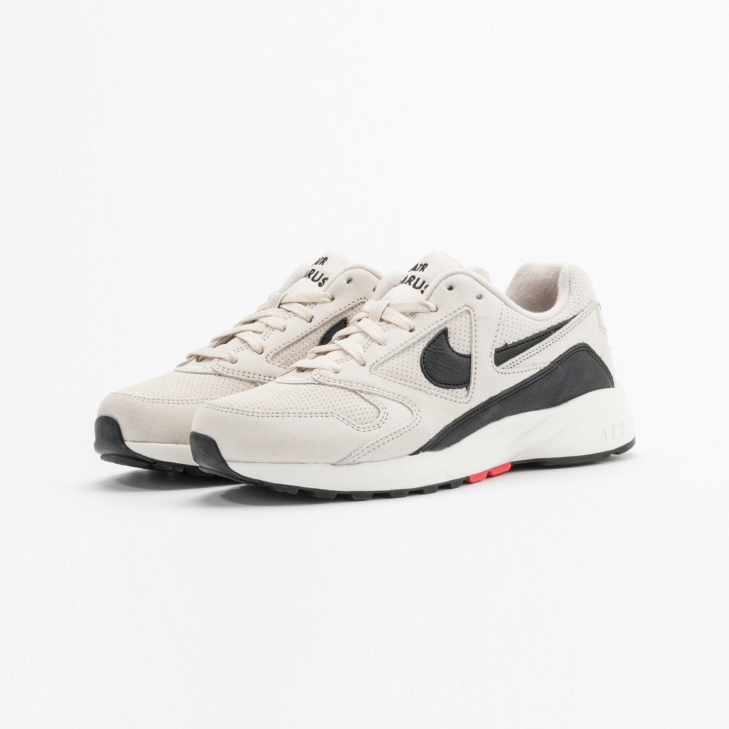 Nike Air Icarus Extra QS Sail / Black 882019-100-45