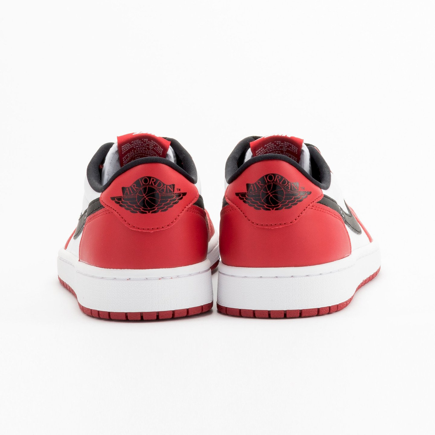 Nike Air Jordan 1 Retro Low OG 'Chicago' Varsity Red / Black / White 705329-600-47.5