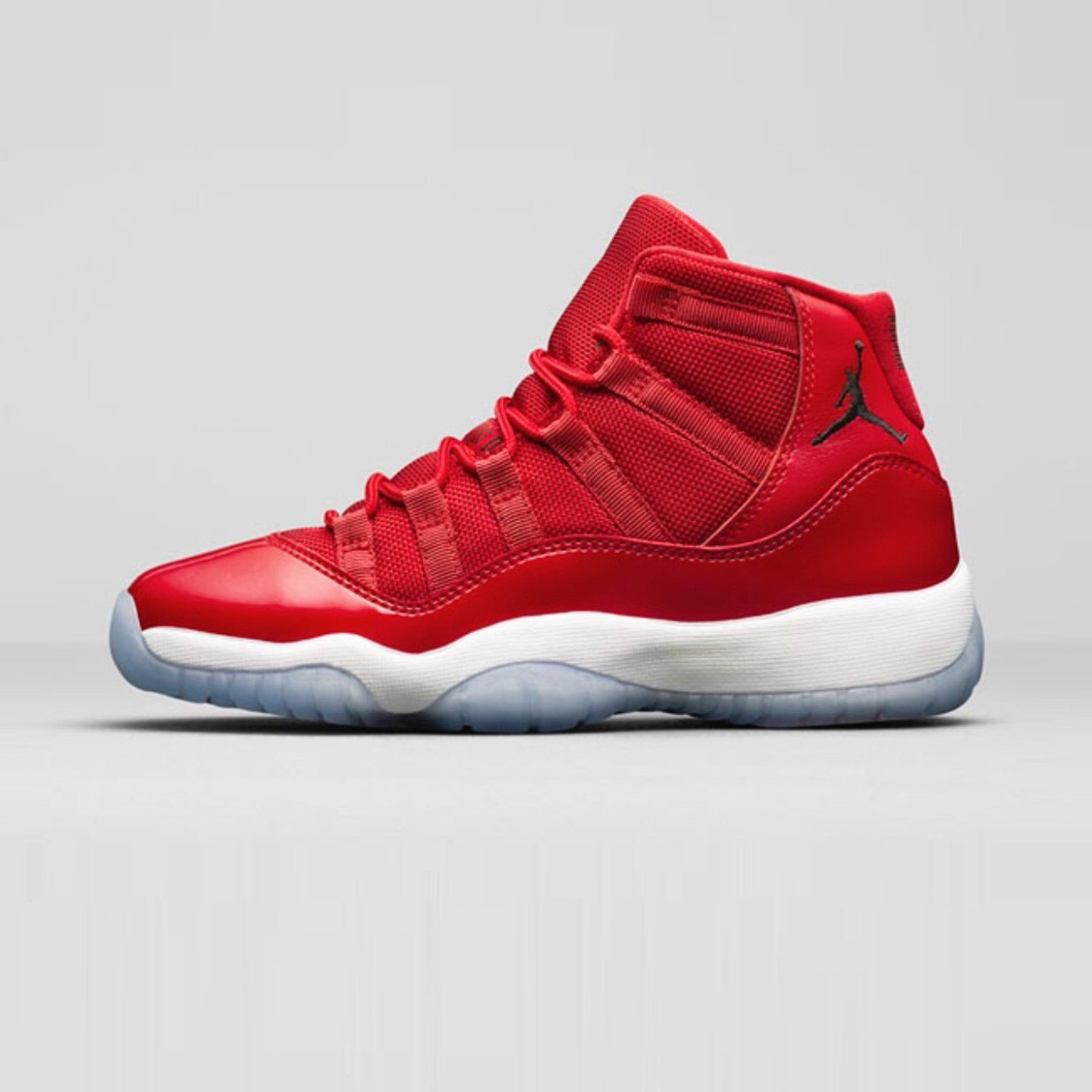 Jordan Air Jordan 11 Retro 'Win Like 96' Gym Red / Black / White 378037-623
