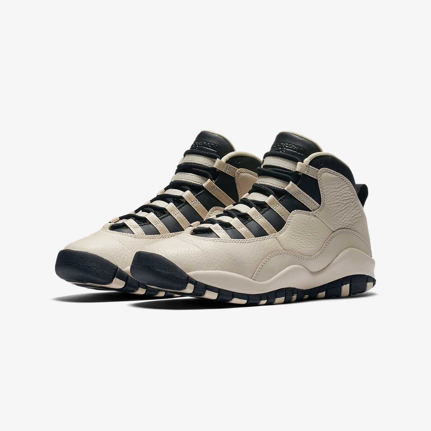 Jordan Air Jordan 10 Retro Premium GG Pearl White / Black 832645-207-41