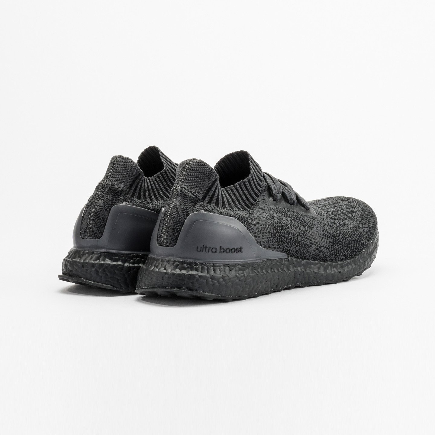 Adidas Ultra Boost Uncaged 'Triple Black' Core Black BA7996-47.33