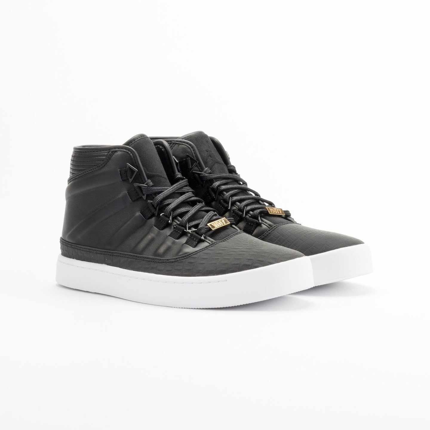 Jordan Westbrook 0 Black Metallic / Gold - White 768934-001-47.5