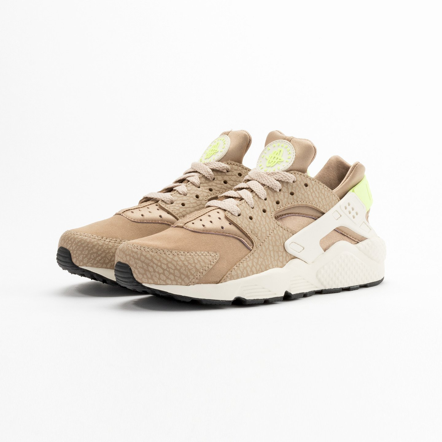 Nike Air Huarache Run Premium Desert Camo / Sea Glass / Ghost Green 704830-203-44.5