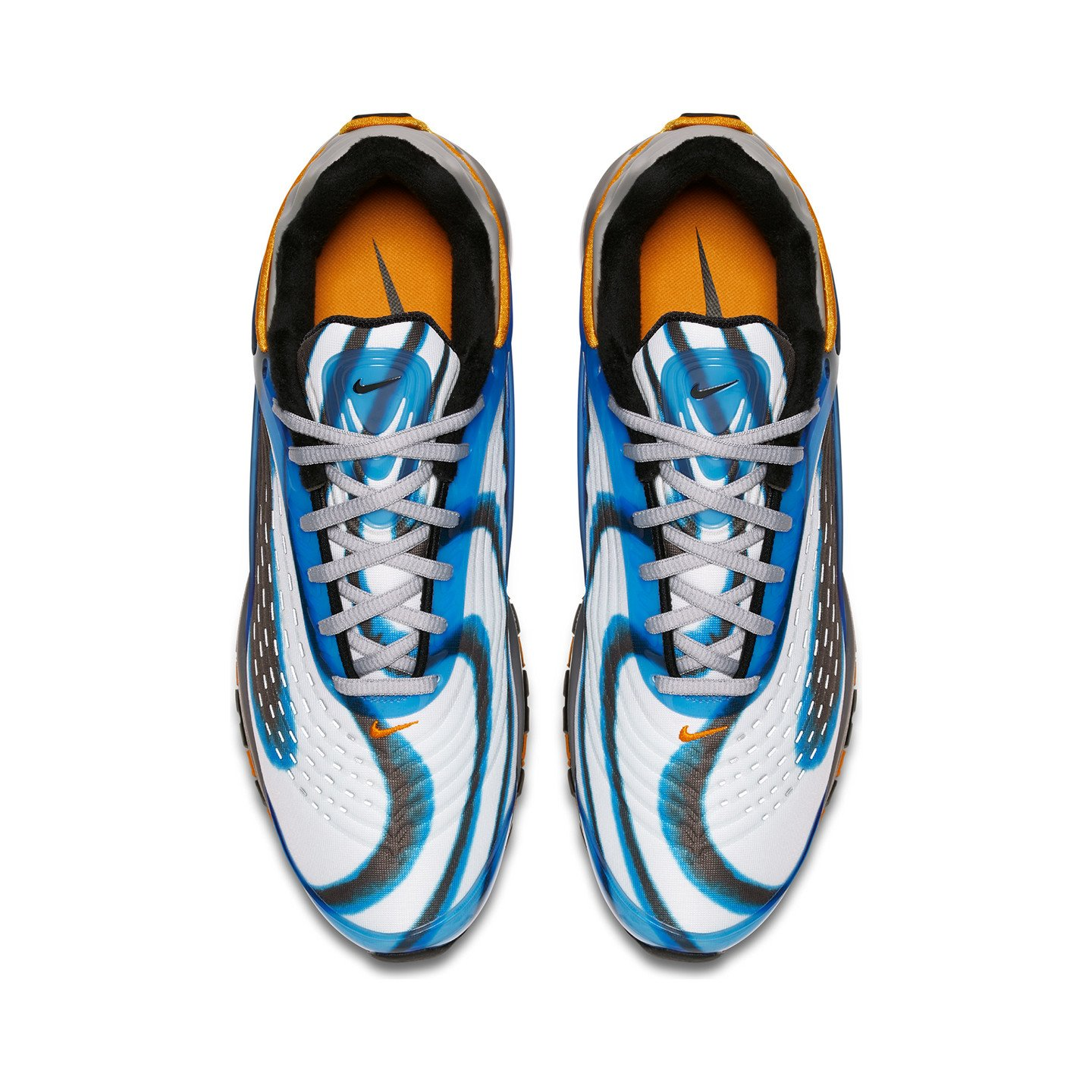 Nike Air Max Deluxe OG 'Photo Blue' Photo Blue / Wolf Grey / Orange Peel / Black AJ7831-401