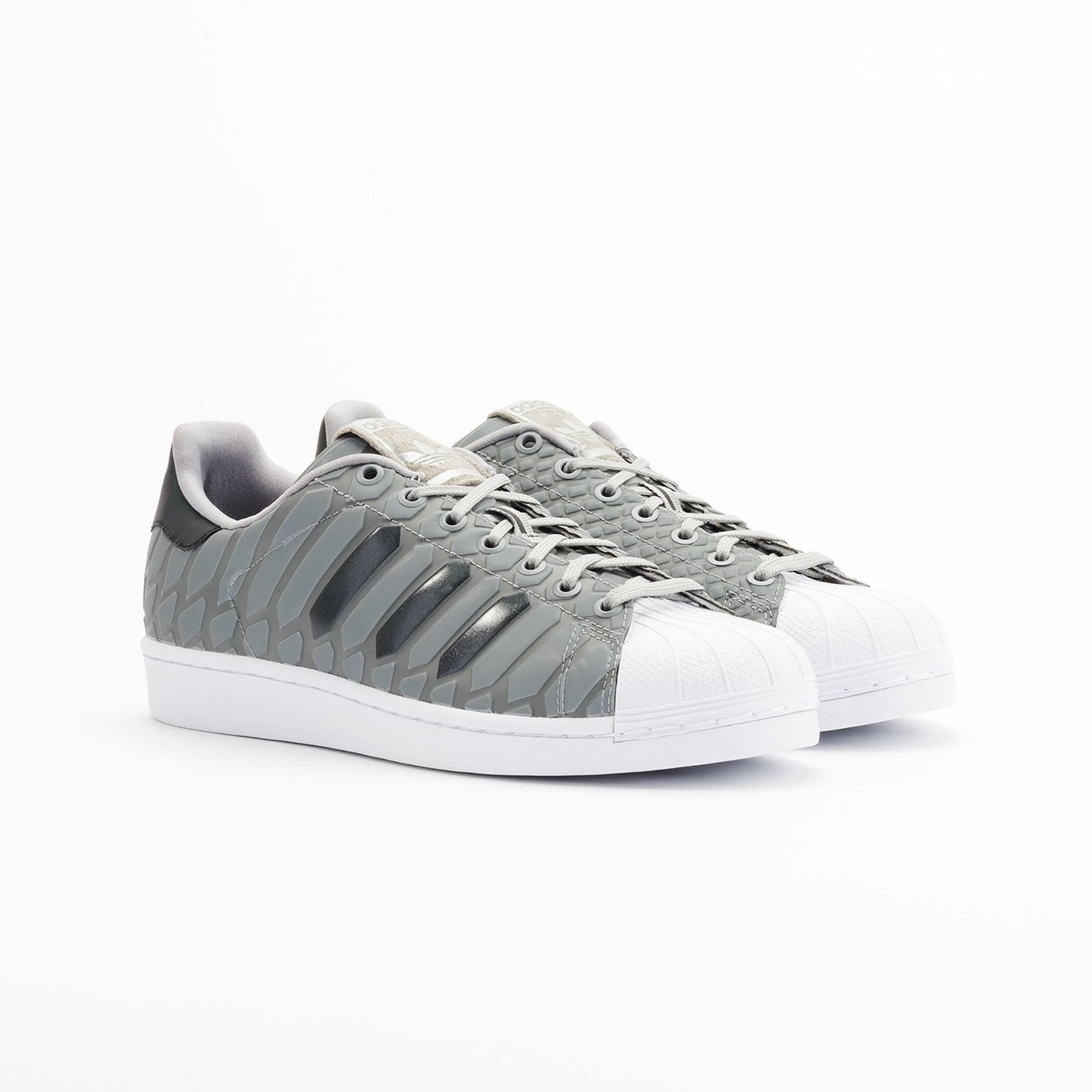 Adidas Superstar Xeno Pack Ltonix / Supcol / Ftwwht D69367-42.66