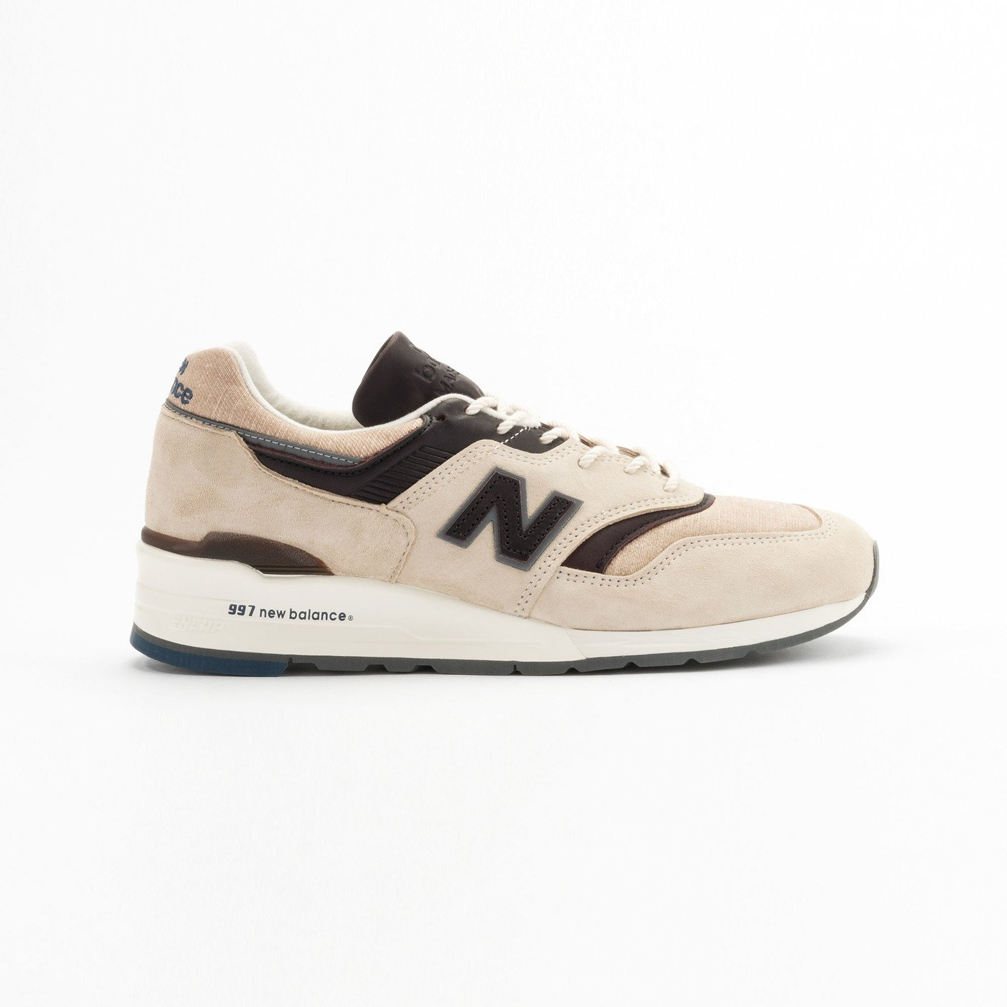 New Balance M997 DSAI - Made in USA Sand / Antique Brown M997DSAI-45.5