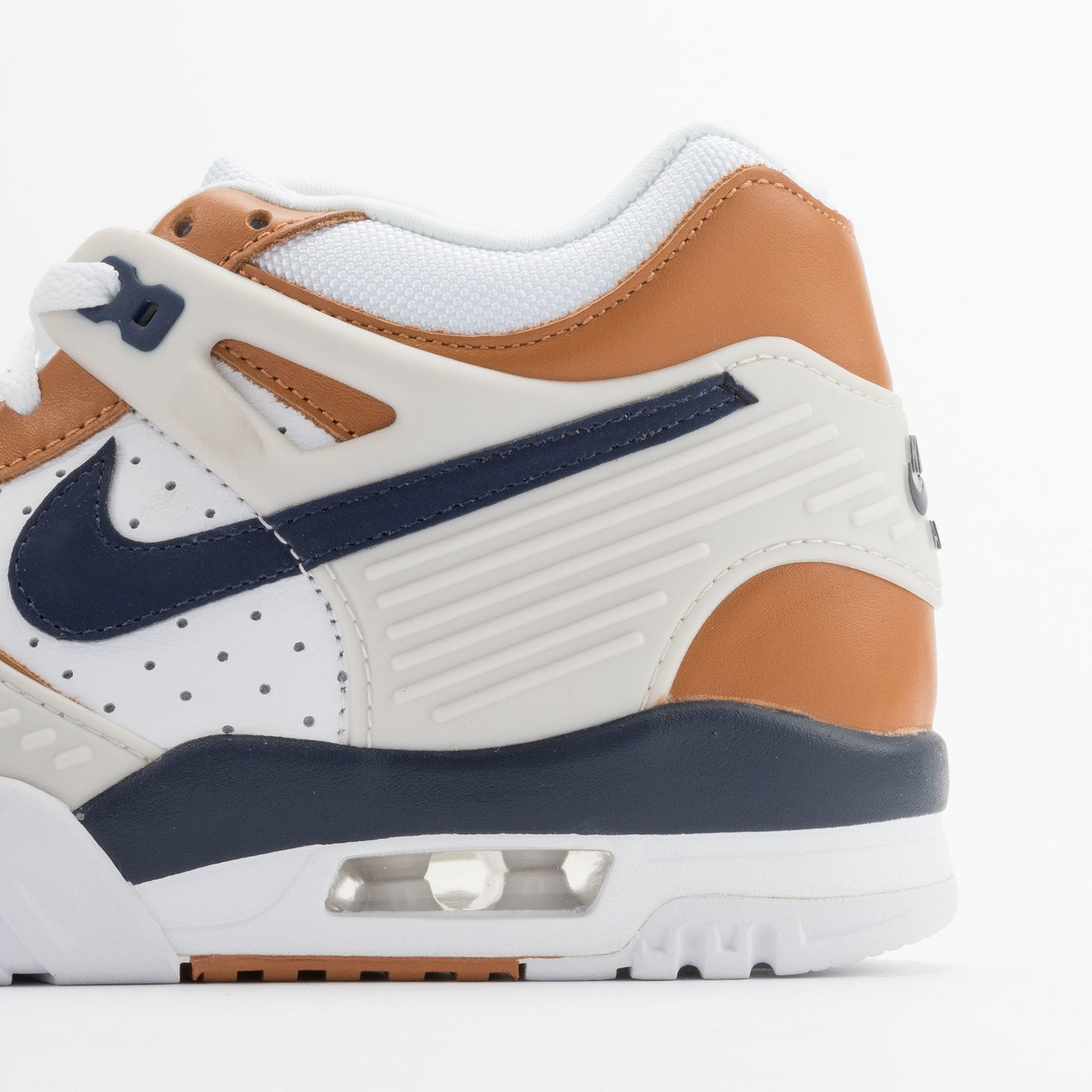 Nike Air Trainer 3 Premium Medicine Ball White/Mid Navy-Gngr-Lght Bn 705425-100-41