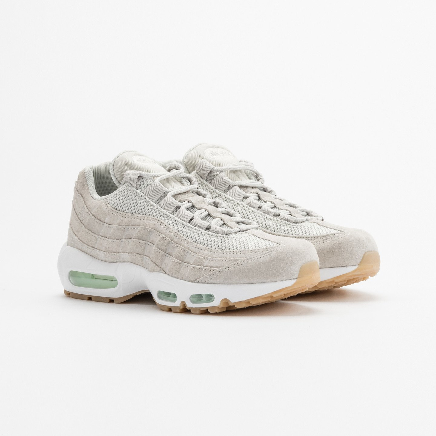 Nike Air Max 95 Premium Light Bone / Gum 538416-003