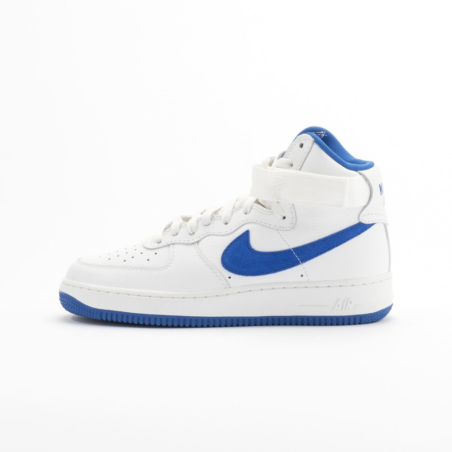 Nike Air Force 1 Hi Retro OG QS Summit White - Game Royal 743546-103-42