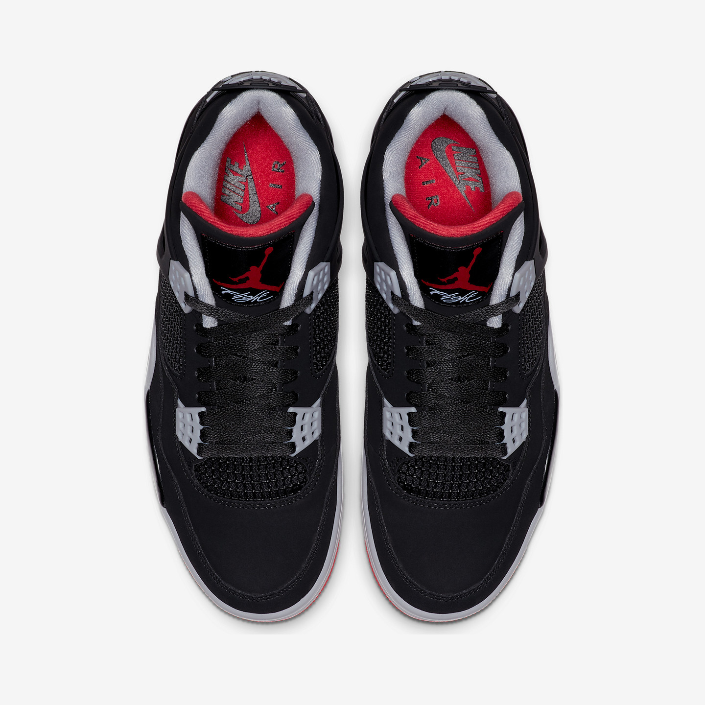 Jordan Air Jordan 4 Retro OG 'Bred' Black / Fire Red / Cement Grey / Summit White 308497-060