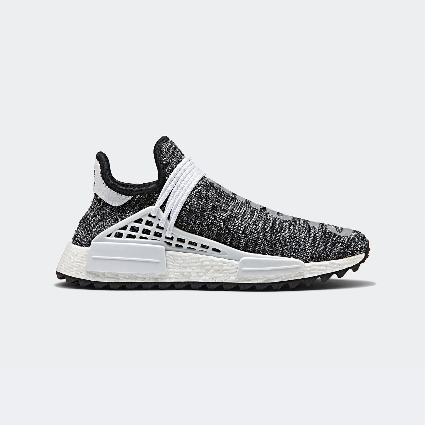 Adidas Pharrell Williams 'Human Race' NMD Core Black / Ftwr White AC7359