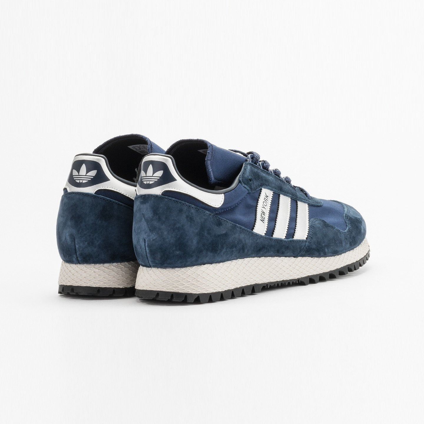 Adidas New York Collegiate Navy / Metallic Silver BB1188-46