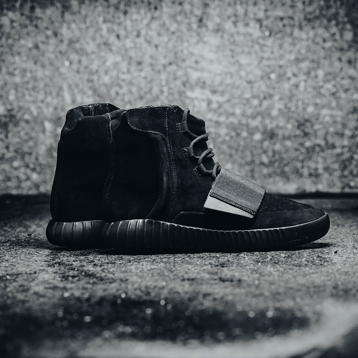 Adidas Yeezy Boost 750 Triple Black BB1839
