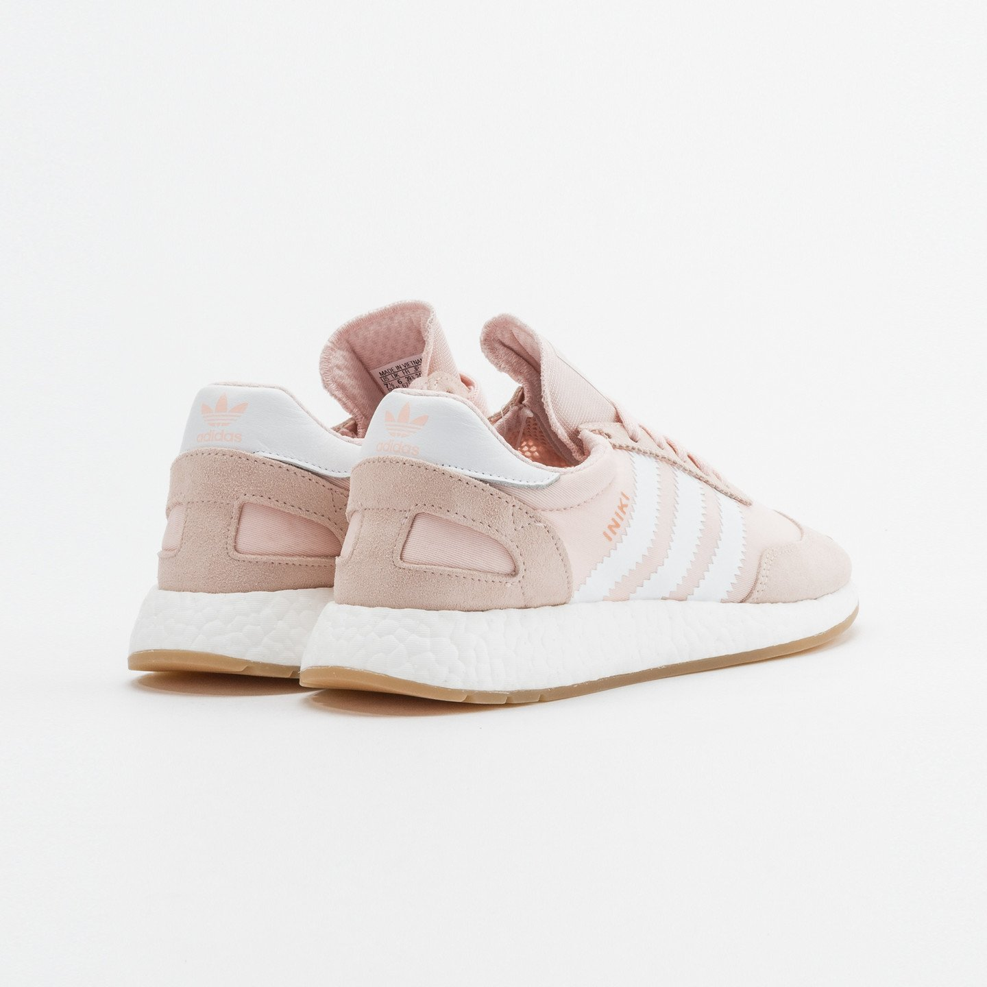 Adidas Iniki Runer W Ice Pink / White BY9094