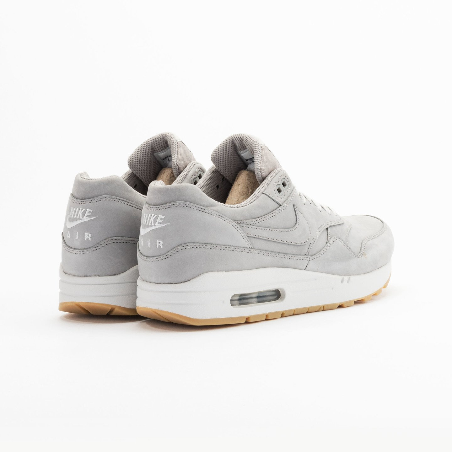 Nike Air Max Leather 1 Premium Medium Grey 705282-005-44