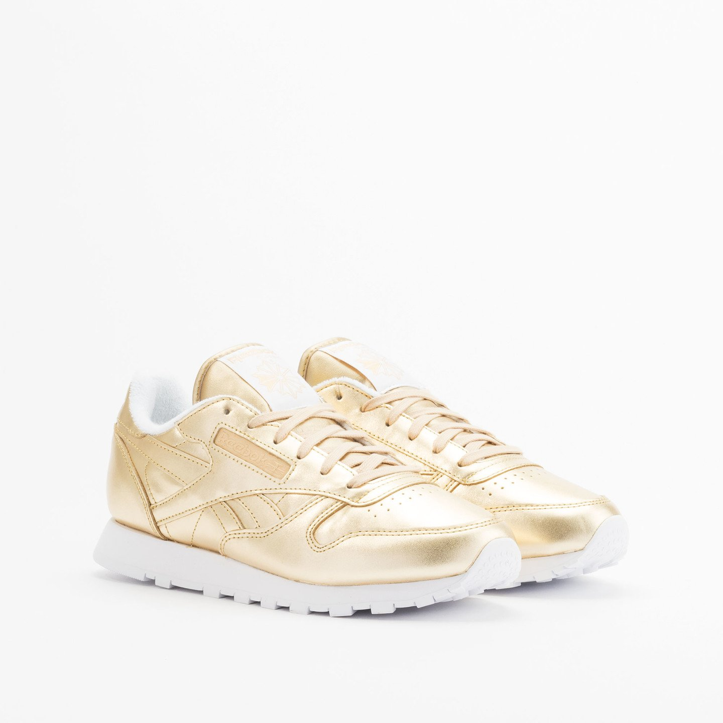 Reebok Classic Leather Spirit Sensation Gold / White V70668-37