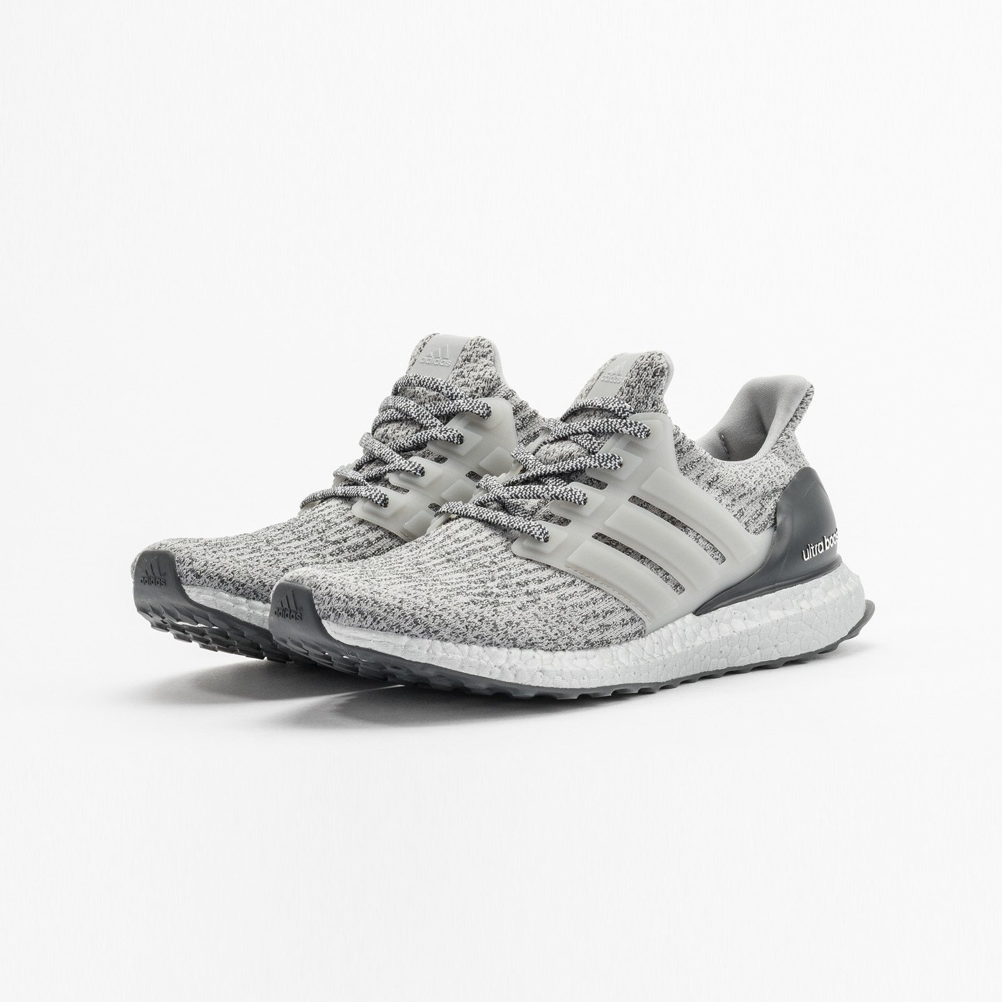 Adidas Ultra Boost 3.0 'Super Bowl' Silver Grey BA8143-42