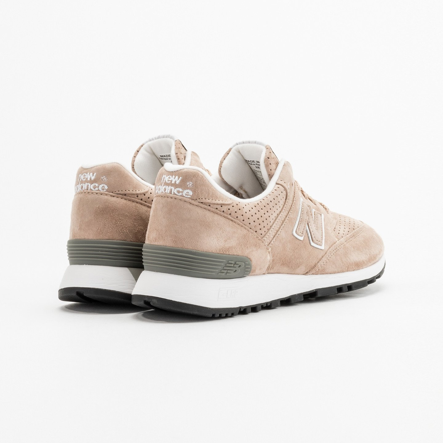 New Balance W576 TTO - Made in UK Light Brown / White W576TTO