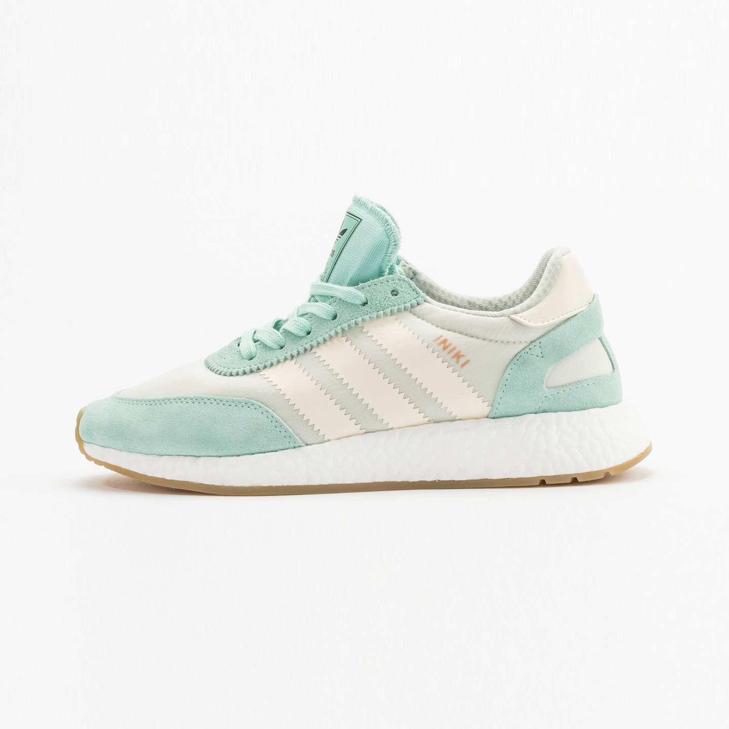 Adidas Iniki Runner W Easy Green / Cream White / Linen Green BA9994-37.33