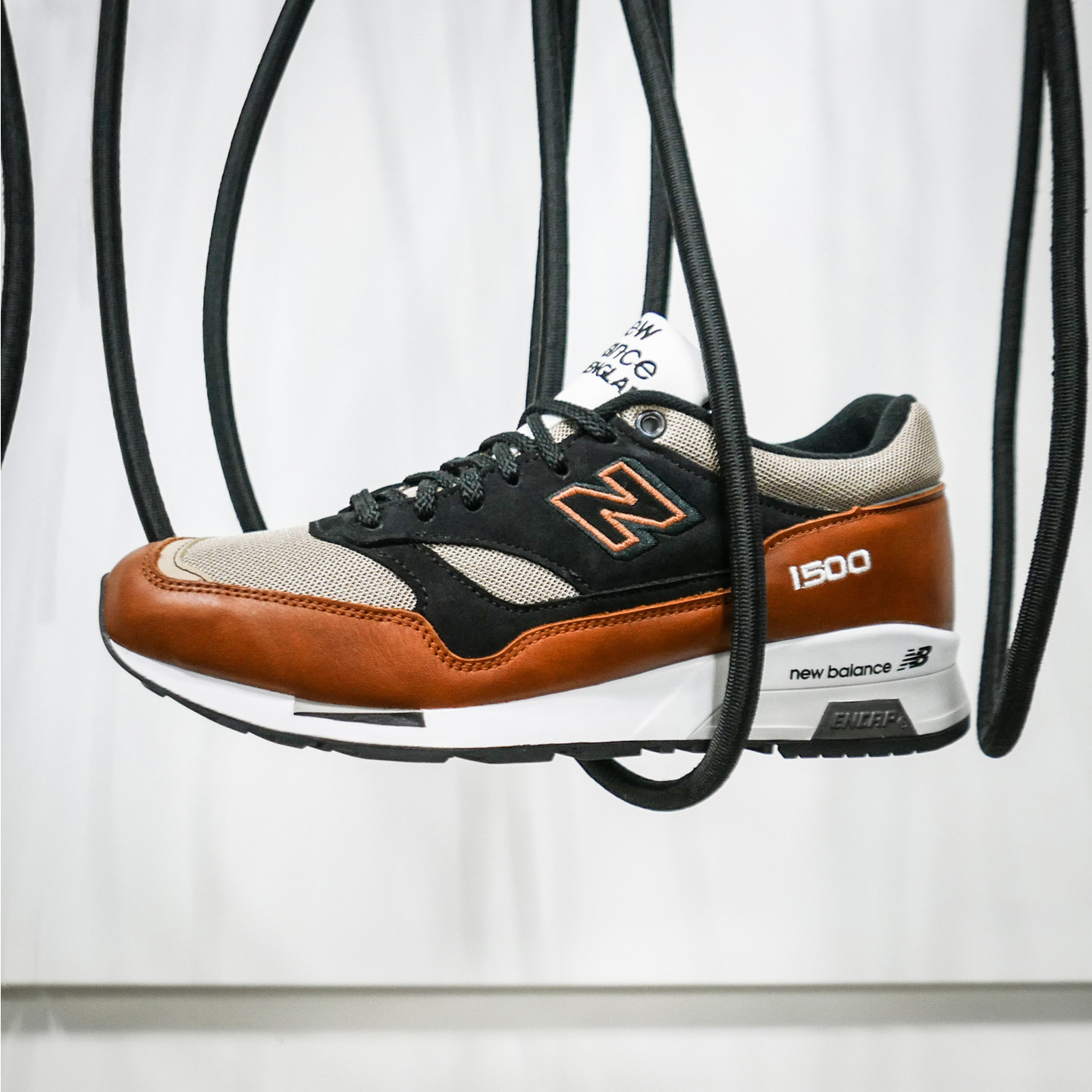 New Balance M1500 TBT - Made in England Tan / Brown / Black M1500TBT