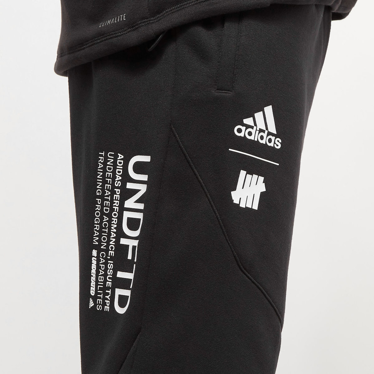 Adidas Sweat Pant 'UNDFTD' Core Black / White CZ5945