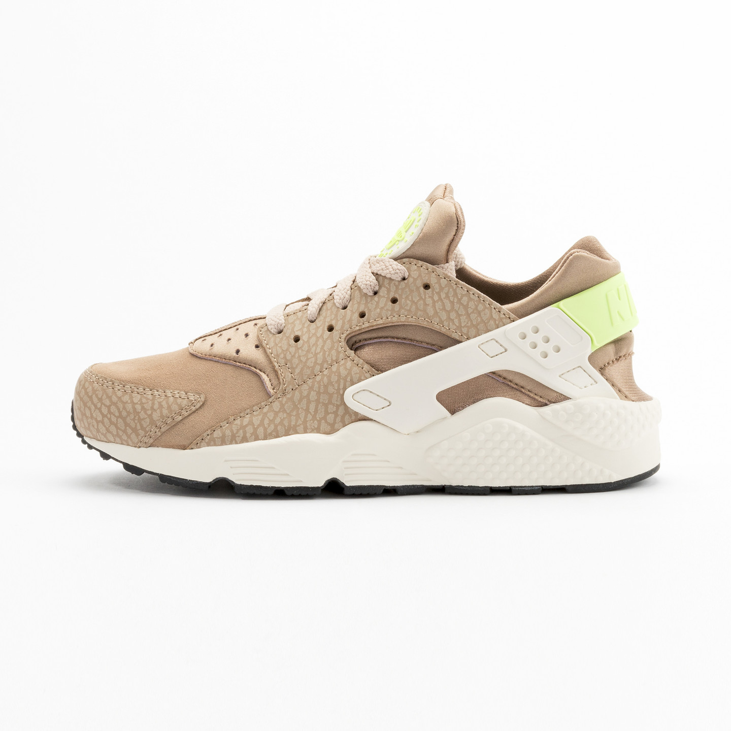 Nike Air Huarache Run Premium Desert Camo / Sea Glass / Ghost Green 704830-203-38.5