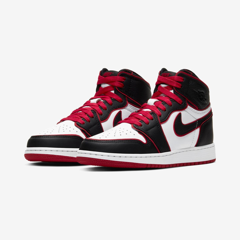 Air Jordan 1 Retro High OG Black Red Release Date