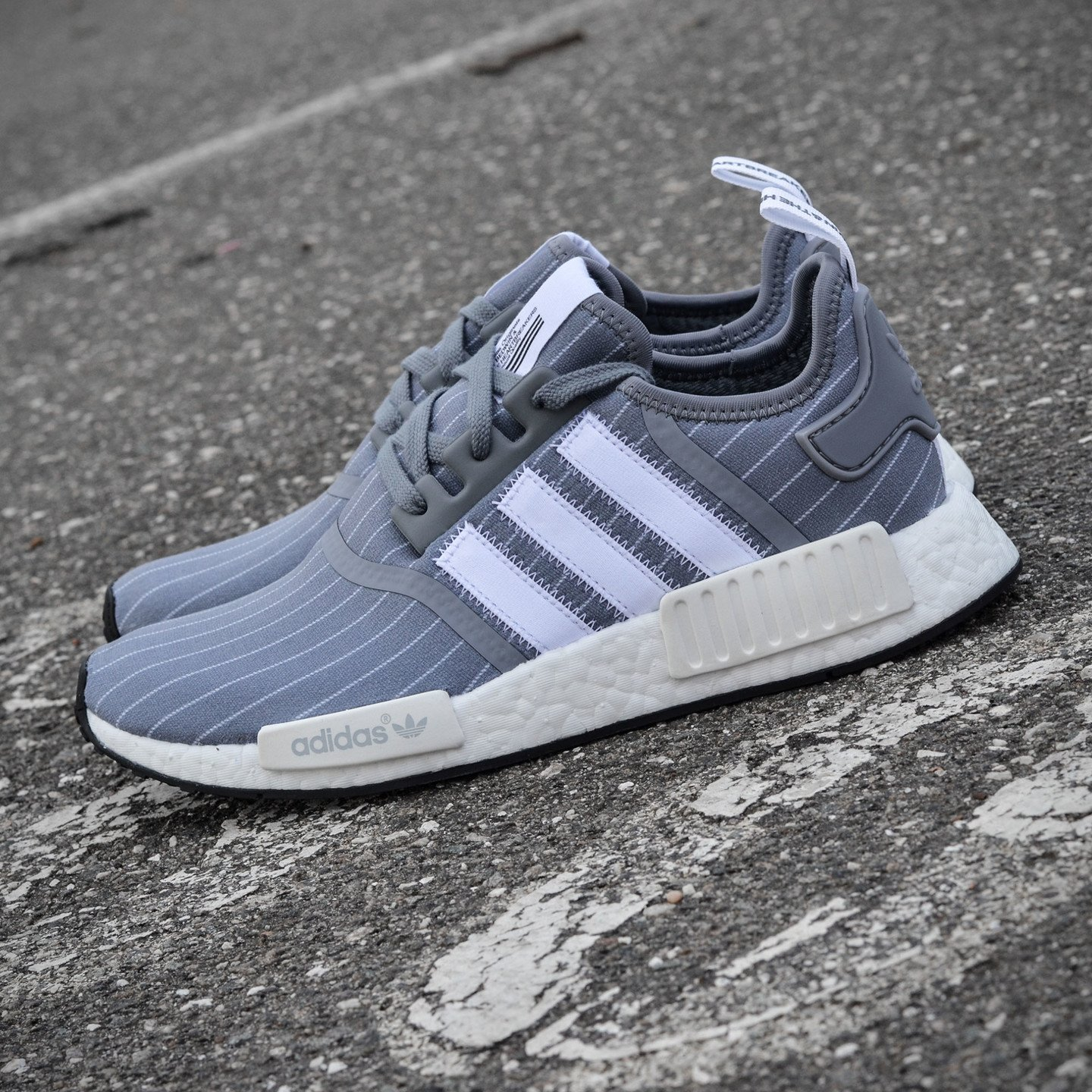Adidas NMD x Bedwin & the Heartbreakers Grey / Ftwr White BB3123