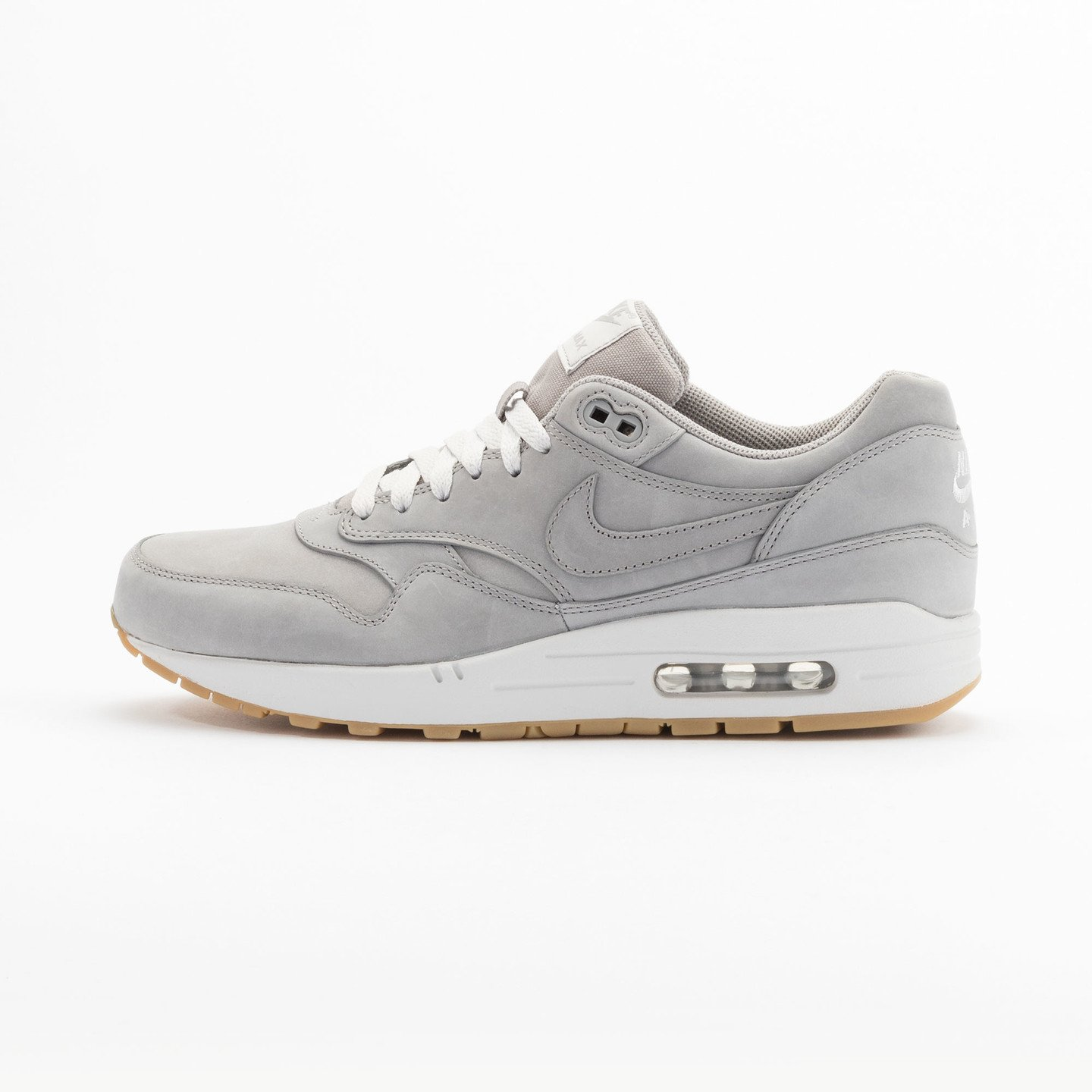 Nike Air Max Leather Premium Medium Grey 705282-005-47.5