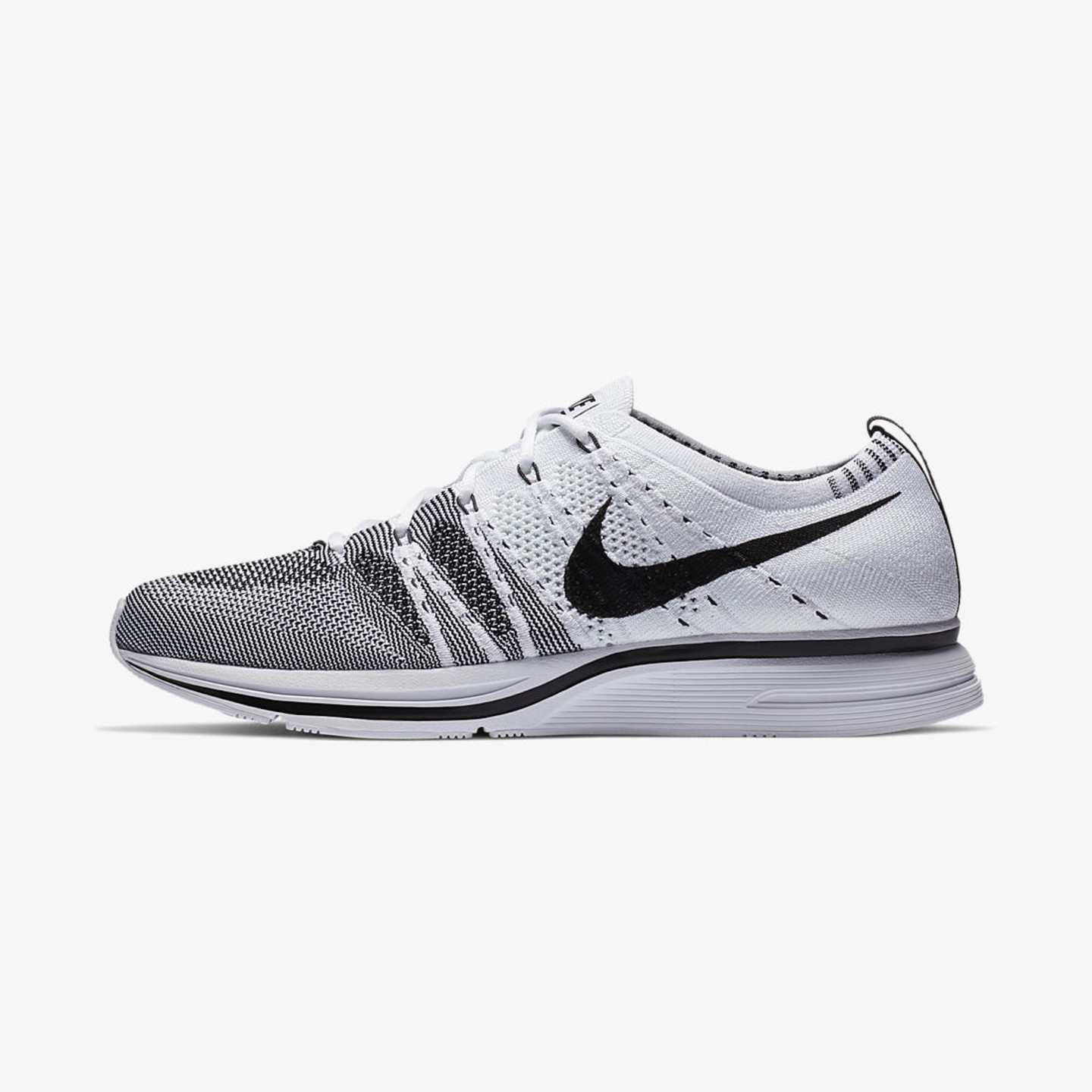 Nike Flyknit Trainer OG White / Black AH8396-100