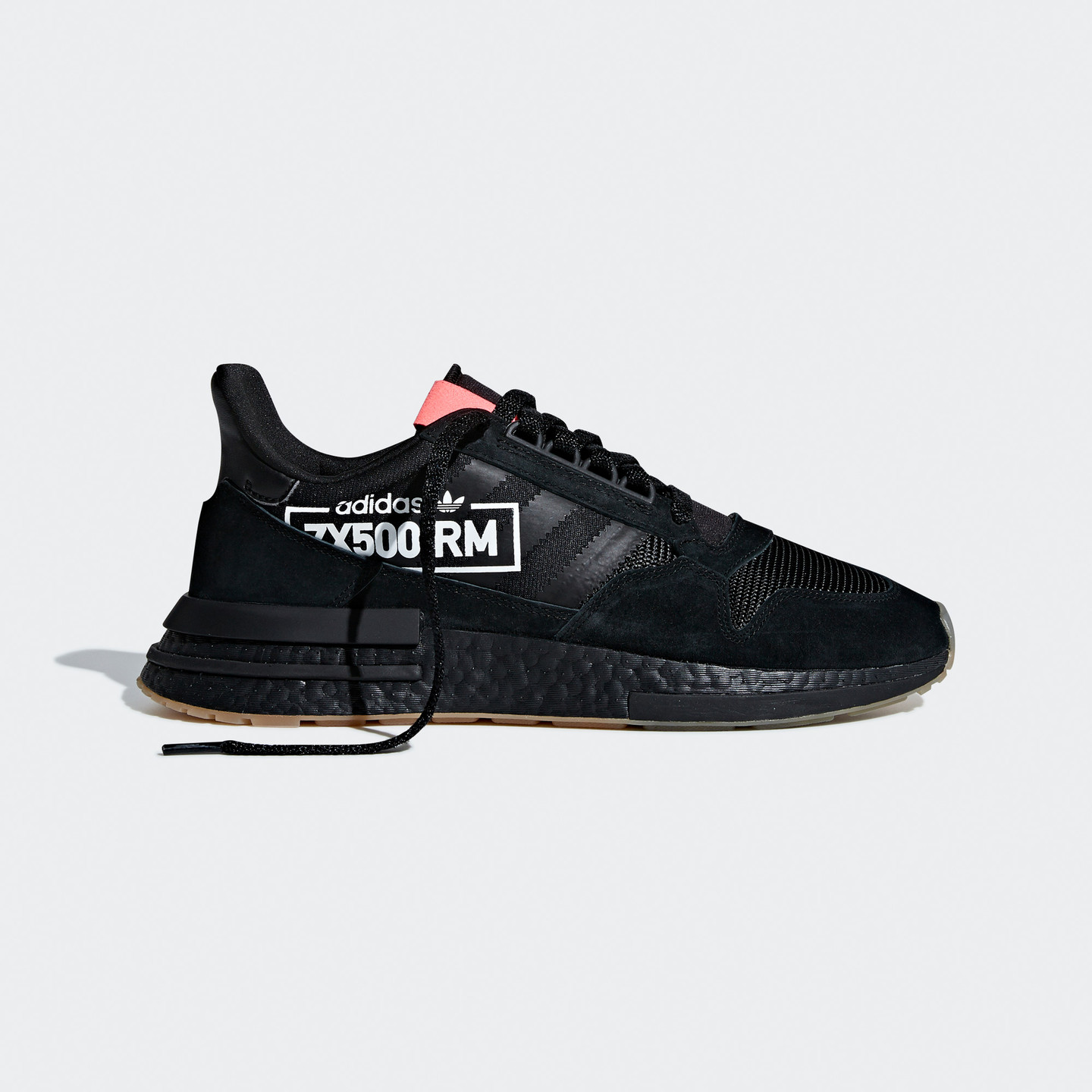 Adidas ZX 500 RM Boost Core Black / Bluebird BB7443