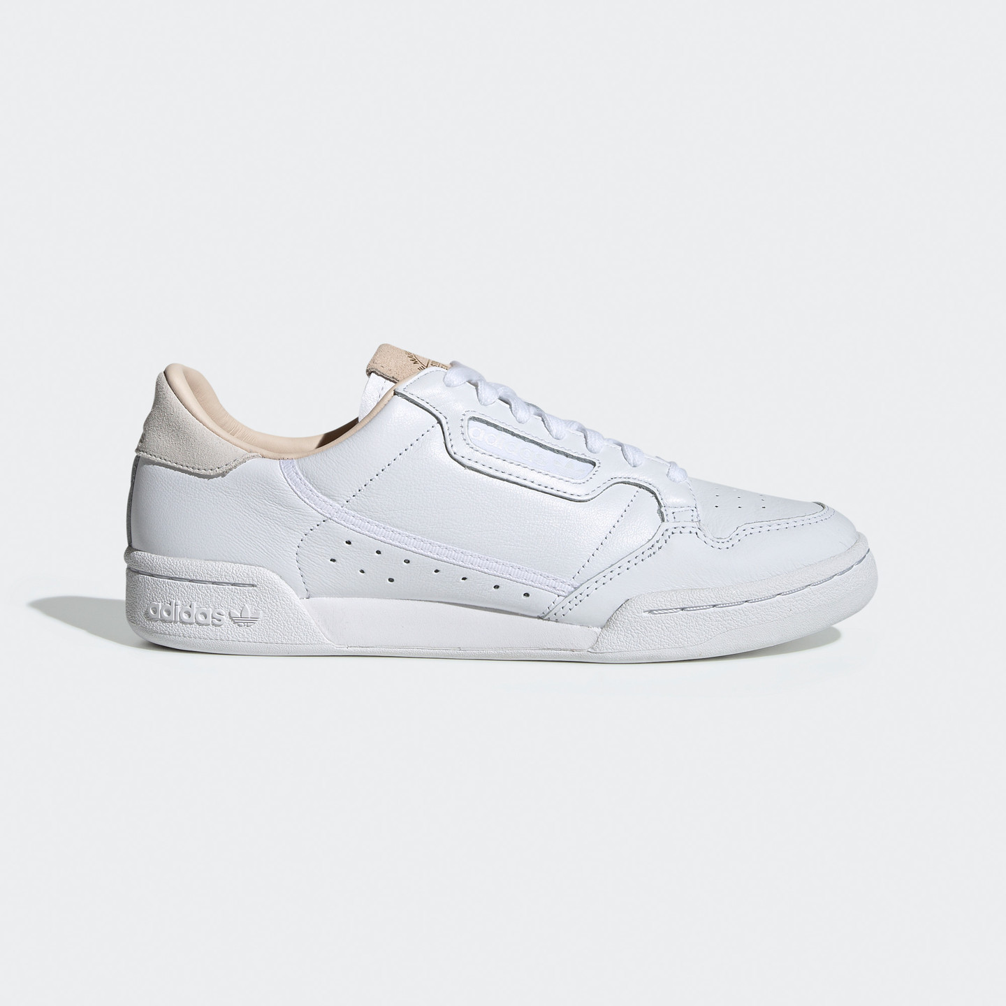Adidas Continental 80 'Home of Classics' Cloud White / Crystal White EF2101