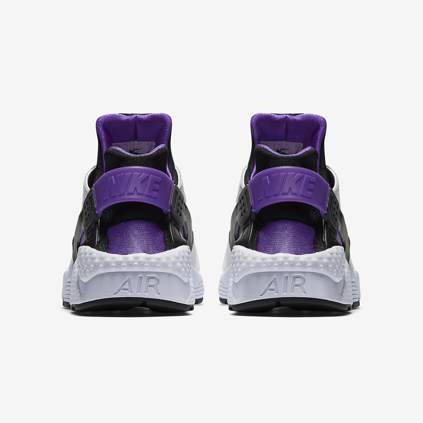 Nike Air Huarache ´91 OG Black / Purple Punch / White AH8049-001