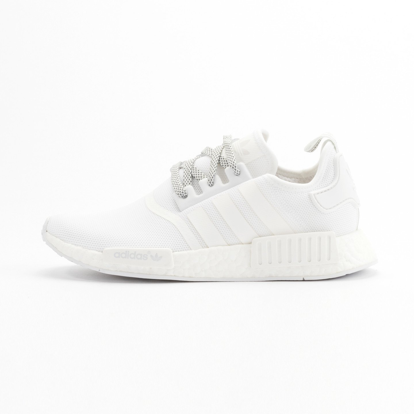 Adidas NMD R1 Runner Triple White S31506-44