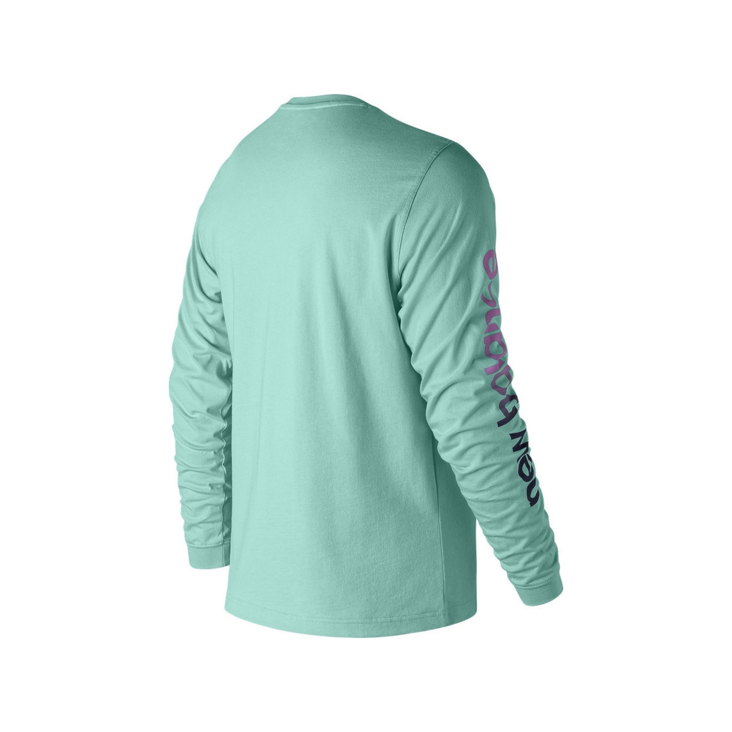 New Balance Long Sleeve Tee Light Reef MT91545LRF