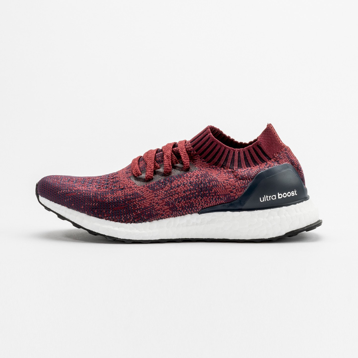 Adidas Ultra Boost Uncaged 'Burgundy' Mystery Red / Coll. Burgundy / Coll. Navy BA9617-40.66