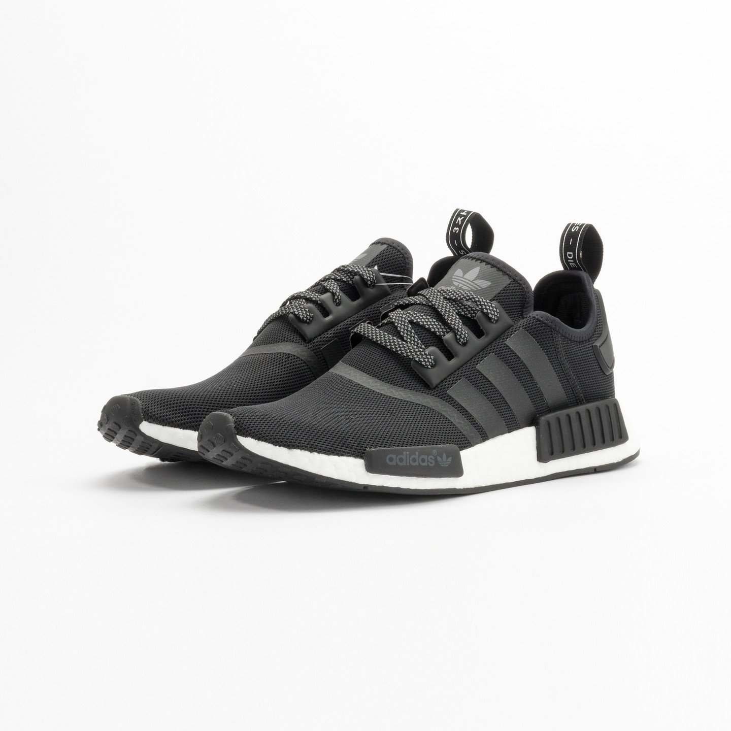 Adidas NMD R1 Runner Core Black Reflective / Ftwr White S31505-43.33