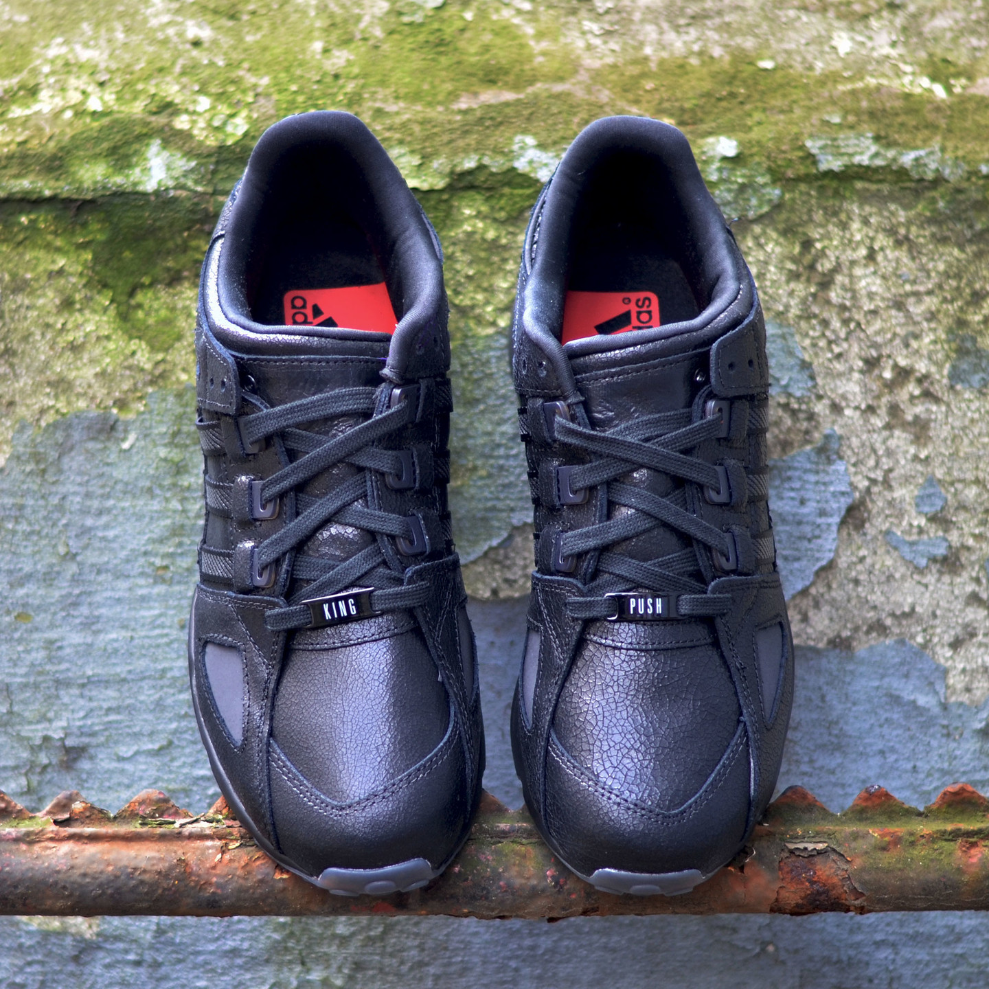Adidas Pusha T x EQT Running Guidance ´93 Core Black AQ7433