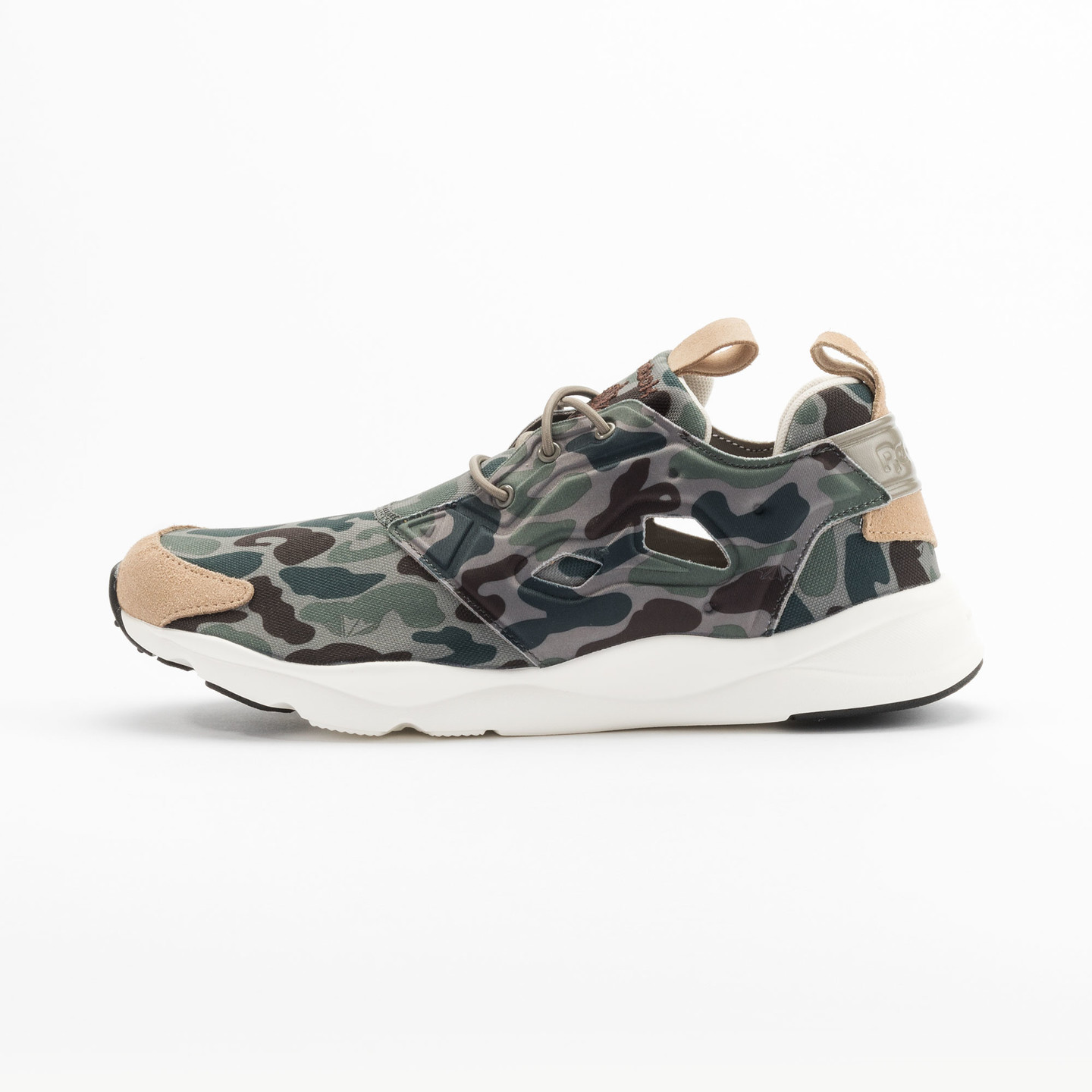 Reebok Furylite Camo Cement / Silvery Green / Sage V67089-41