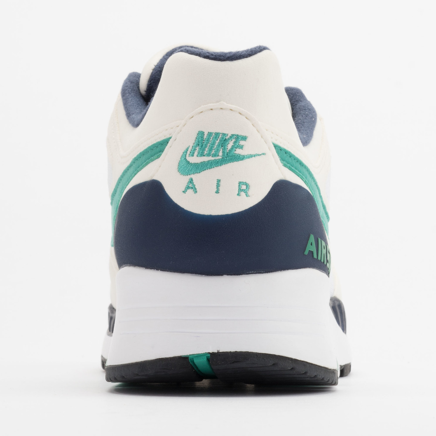 Nike Air Stab White/Emerald Green-Sl-Mid Nvy 312451-100-44